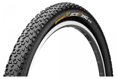 pneu continental race king performance 26 tubetype rigide puregrip compound