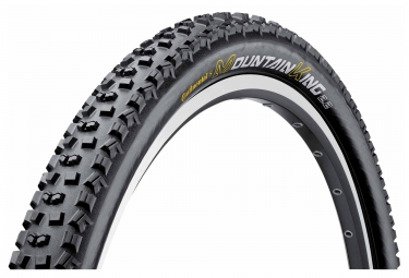 pneu continental mountain king performance 26 tubetype rigide puregrip compound