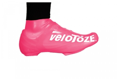 velotoze couvres chaussures bas s pnk 004 latex rose