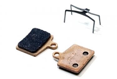 paire de plaquettes brake authority pour hayes stroker ryde