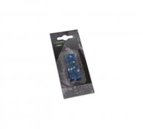 ashima kit 12 vis pour disques bleu
