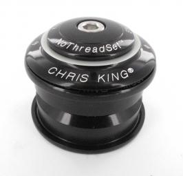 chris king jeu de direction semi integre 1 1 8 noir