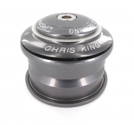 chris king jeu de direction semi integre 1 1 8 pewter