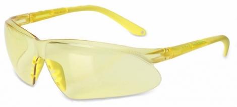 endura paire de lunettes spectral jaune
