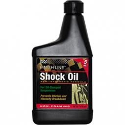 finish line huile fourche 5 wt 472 ml