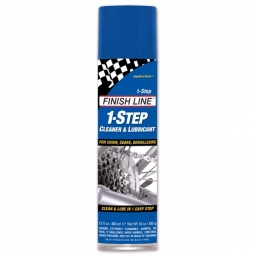 finish line lubrifiant 1 step 2 en 1 360 ml