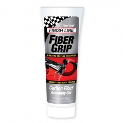 finish line graisse fiber grip 50 g special montage carbone