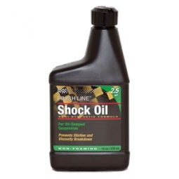 finish line huile fourche 2 5 wt 472 ml