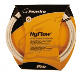jagwire durite hyflow quick fit universelle blanche