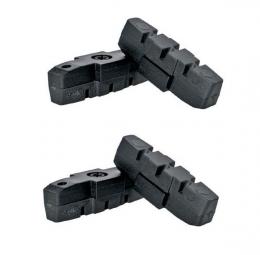 x4 cartouches de patins de freins magura pour jantes sans traitement de surface