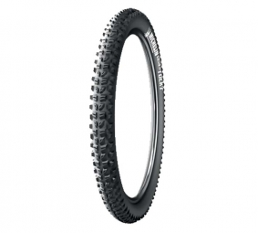 pneu michelin wild rock r 26 tubeless ready tringle souple
