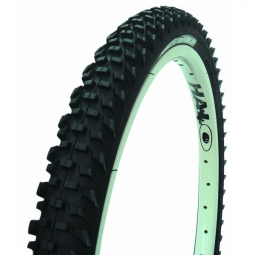 halo pneu knobbler arriere 26x2 2 tubetype noir