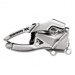 sram derailleur avant xx 2x10v direct mount s1 42 28 dts tirage bas