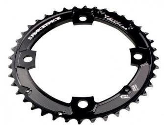 race face plateau turbine noir 22 dts 9v entraxe 64 4 trous