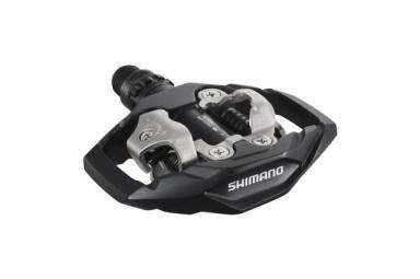 shimano paire de pedales pd m530 noir