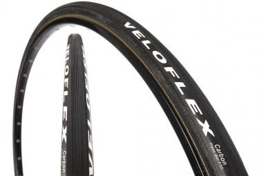 veloflex boyau carbon 700 x 23 noir