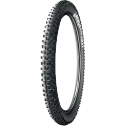 michelin pneu wildrock r 26x2 40 tubetype renforce souple