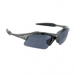 gpa paire de lunettes grises 2 verres