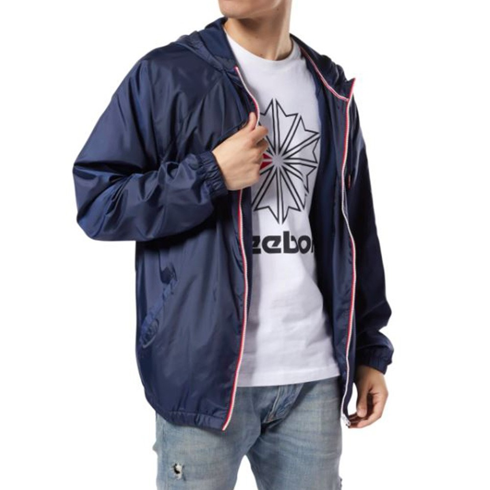 Coupe vent homme reebok
