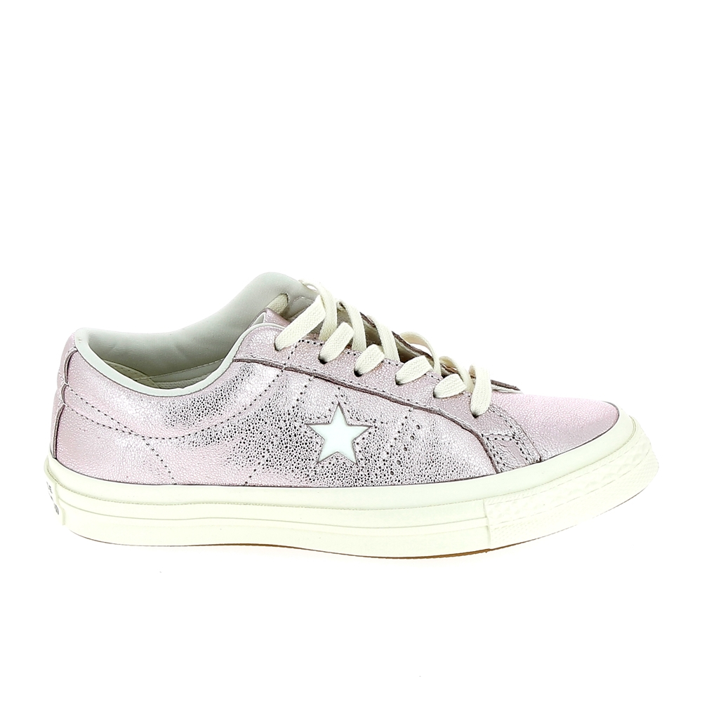 converse one star rosa