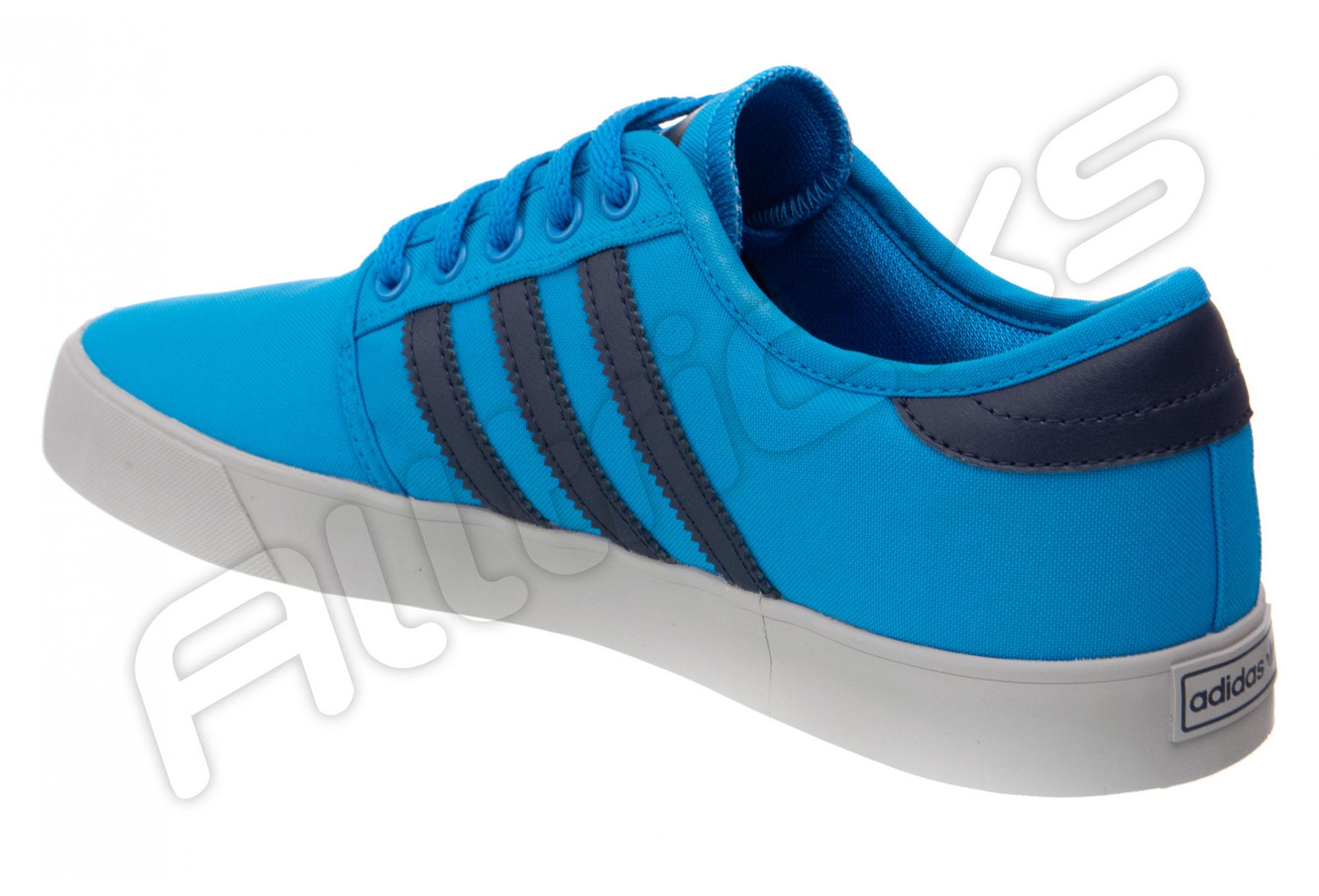 Troy Lee Designs Seeley LTD Adidas Team Shoes Blue