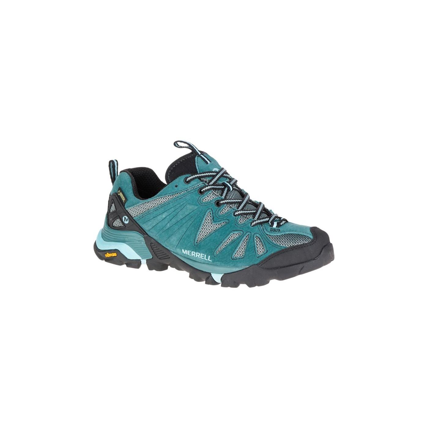 4305befb6c1 Chaussures Randonnée Merrell Capra Gtx Sea Pine