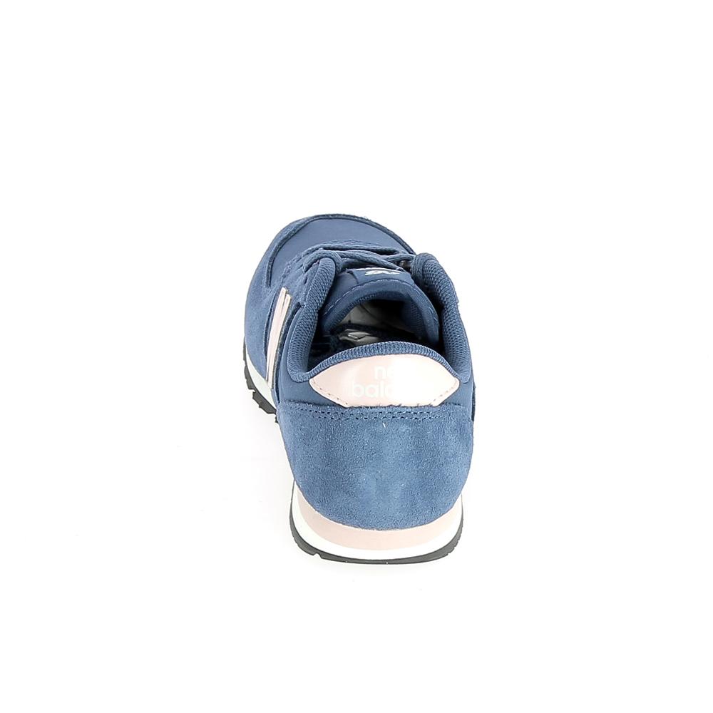 ec2d144fd4e0 Basket mode, Sneaker NEW BALANCE 420 C Bleu Rose | Alltricks.com