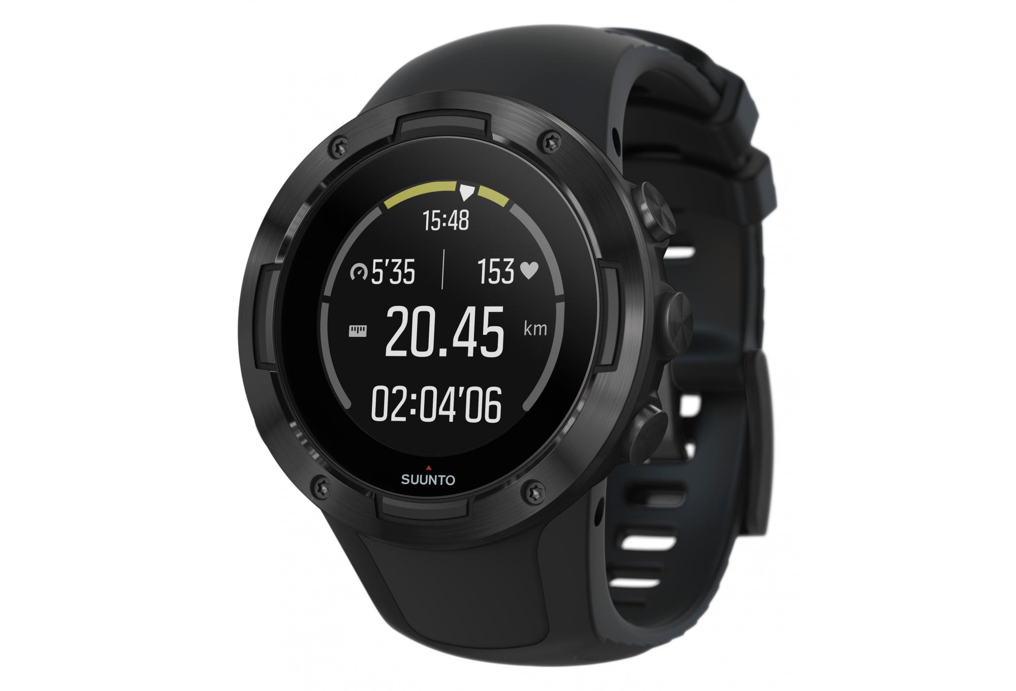 prezzo competitivo f37f0 1a0f2 Orologio GPS nero Suunto 5