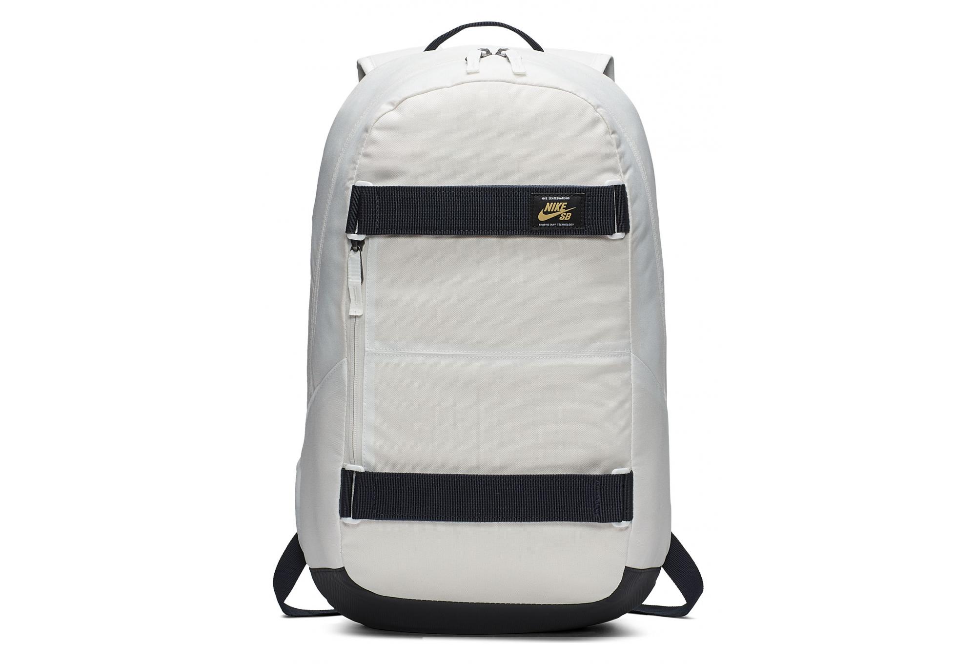 designer fashion cozy fresh outlet boutique Nike SB Courthouse Backpack White Celestial Gold