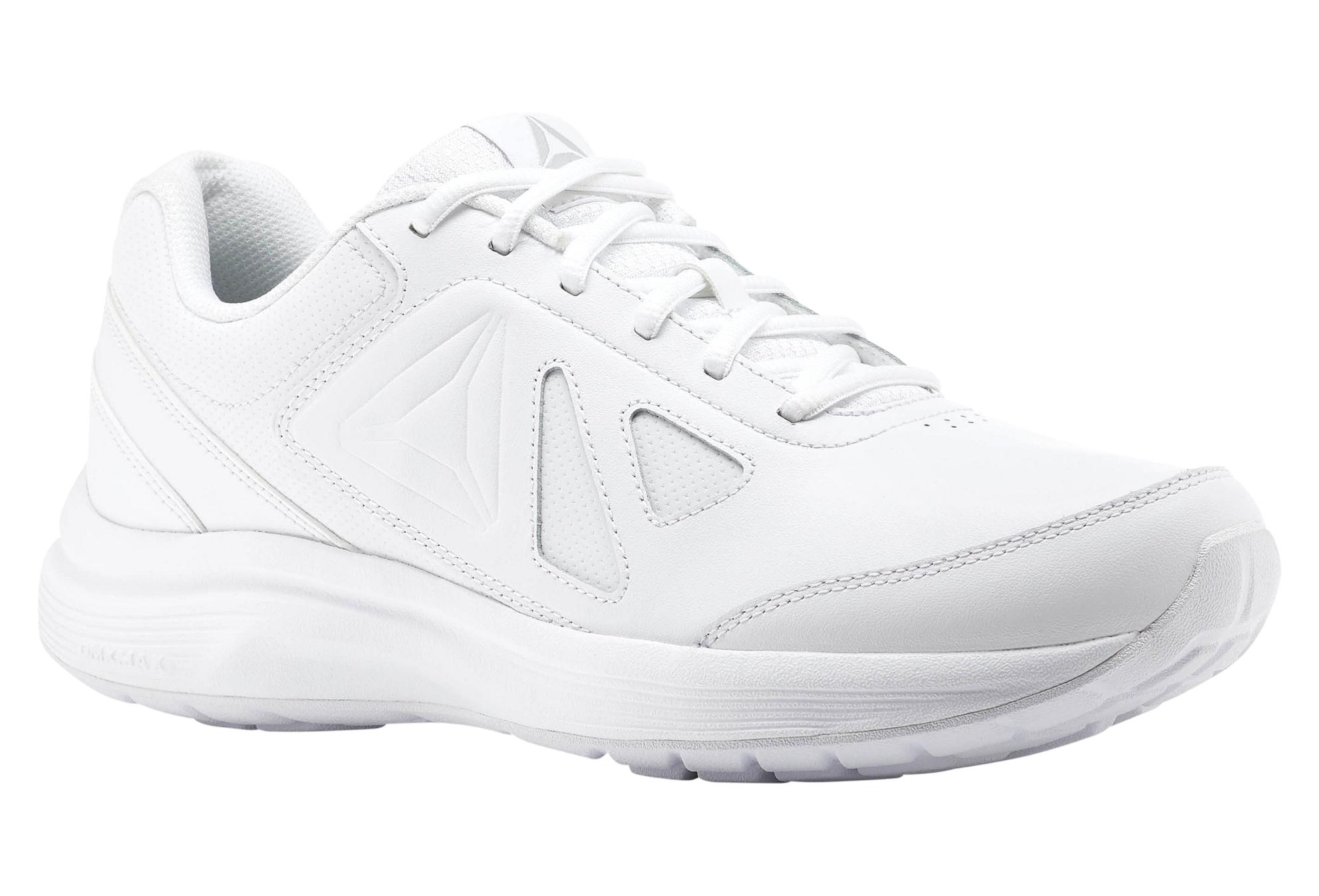 Reebok WALK ULTRA 6 DMX MAX Chaussures marche à pied pour Homme Blanc