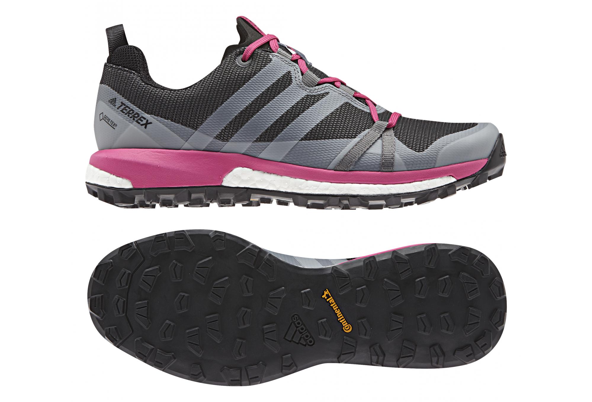 Chaussures femme adidas Terrex Agravic GTX
