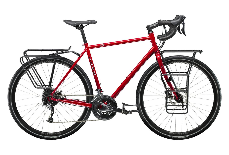 Trek 520 Travel Bike Shimano Alivio/Sora 9S Diablo Red 2019