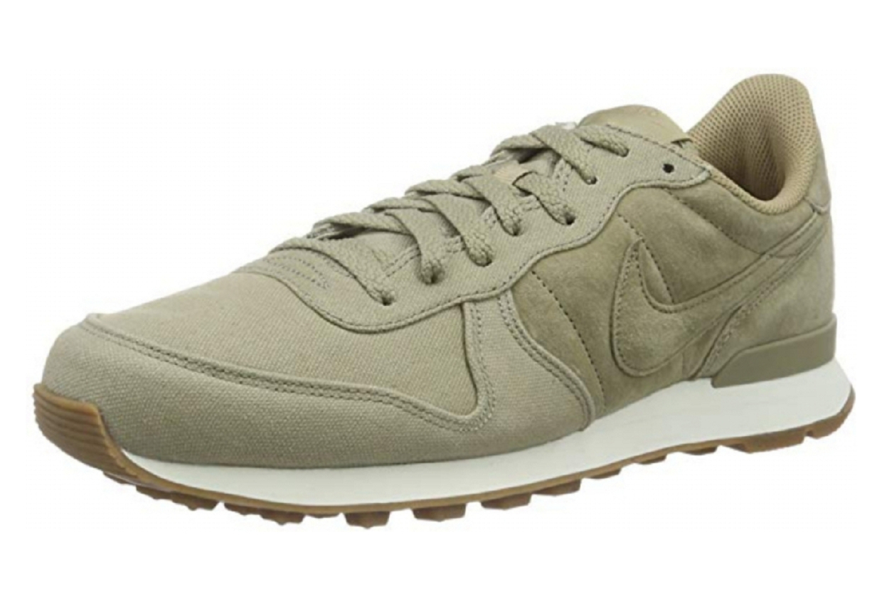 good texture shades of classic shoes Chaussures Sportswear Homme Nike Internationalist Premium
