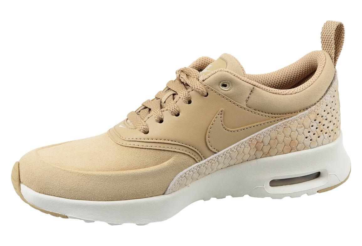 le dernier 6ba1a 998c9 Nike Air Max Thea Premium Wmns 616723-203 Beige