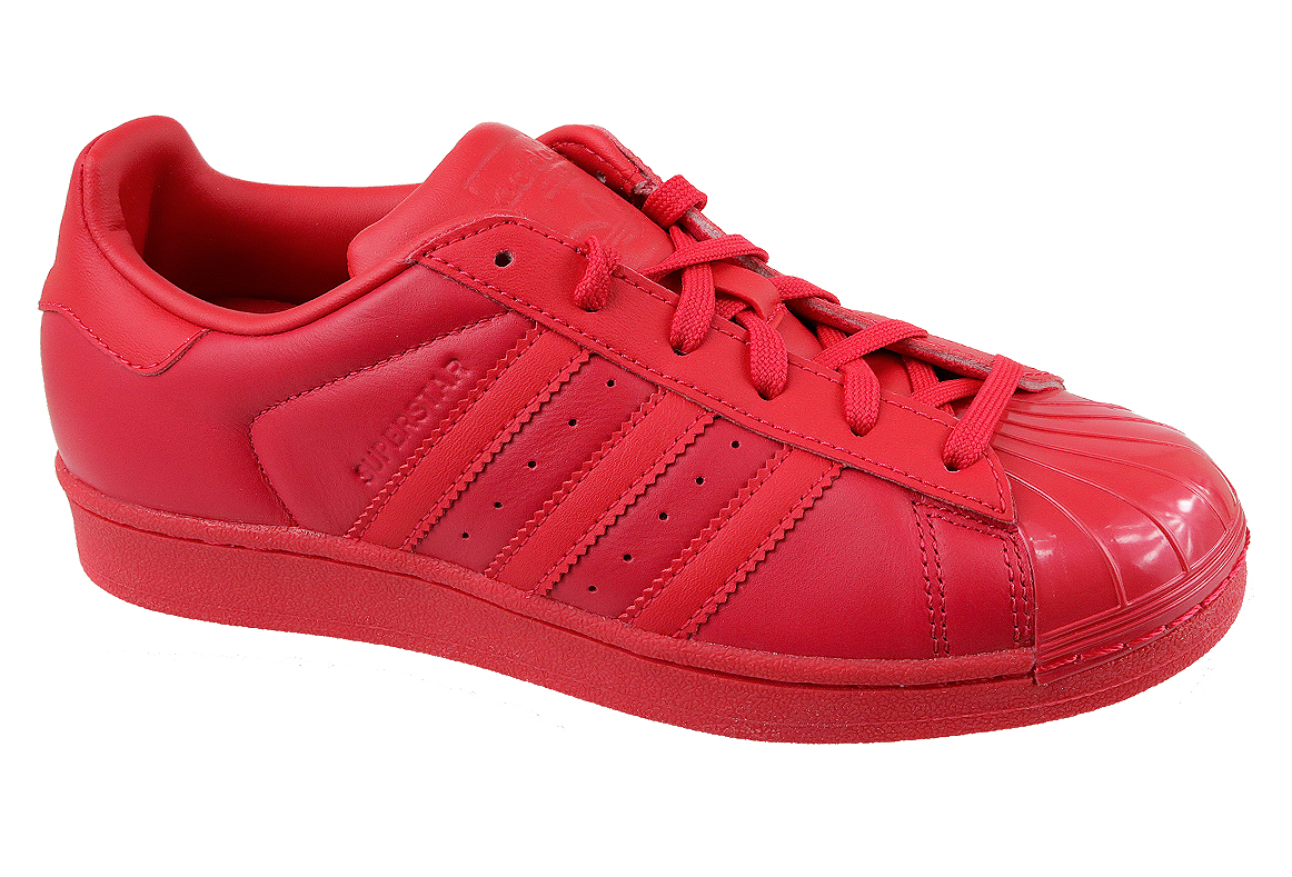 Adidas Superstar W S76724 Rouge