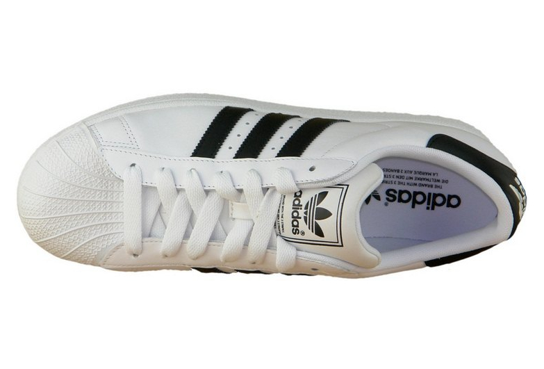 factory authentic 202b0 96d61 Adidas Superstar II G17068 Blanc