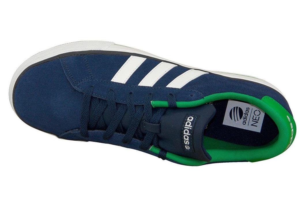 adidas neo daily bleu