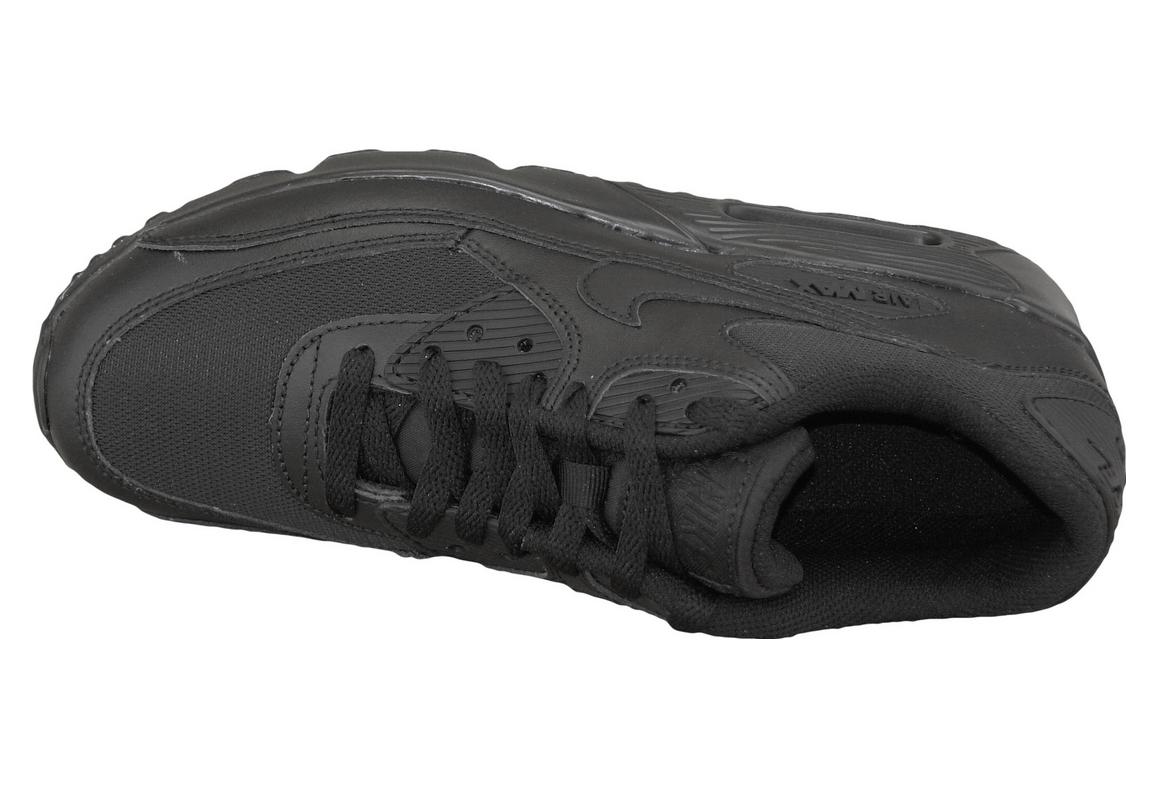 site réputé 6b22a e2209 Nike Air Max 90 Mesh Gs 833418-001 Noir