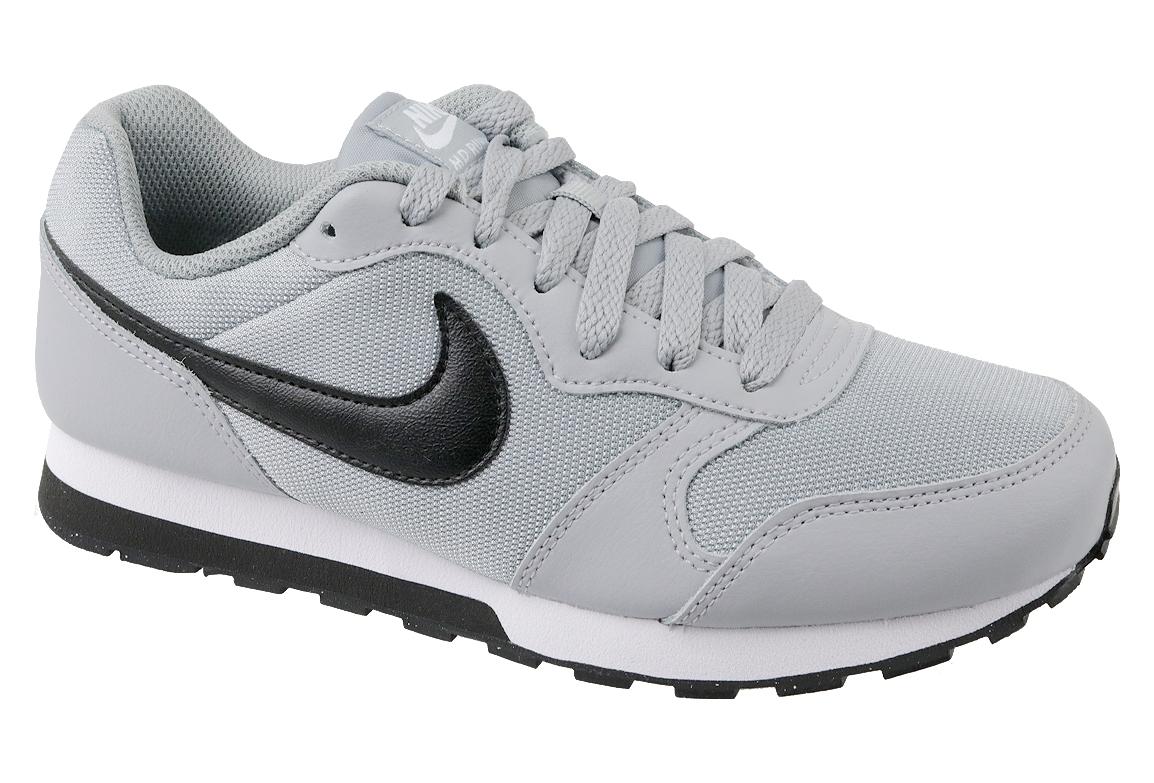 brand new c34e4 b73b8 Nike Md Runner 2 Gs 807316-003 Gris