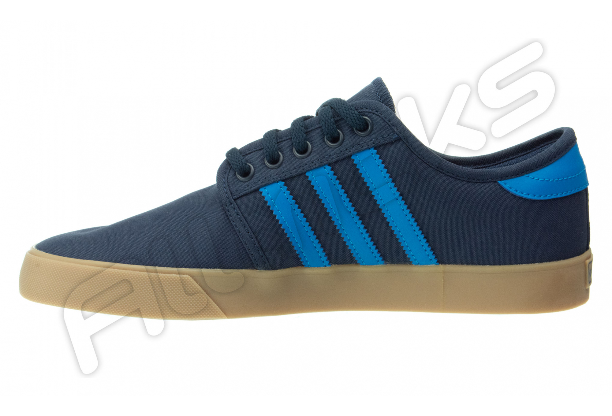 adidas originals seeley chaussures de skate couleur blue