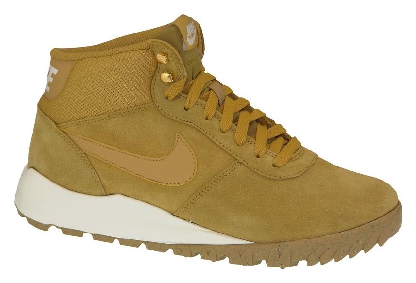meilleur site web a958c afd85 Nike Hoodland 654888-727 Homme chaussures d'hiver Jaune