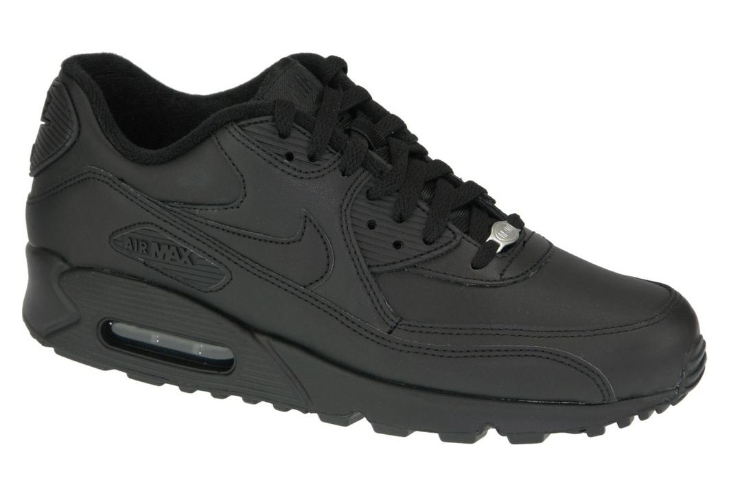 Nike Air Max 90 Ltr 302519-001 Homme sneakers Noir   Alltricks.fr