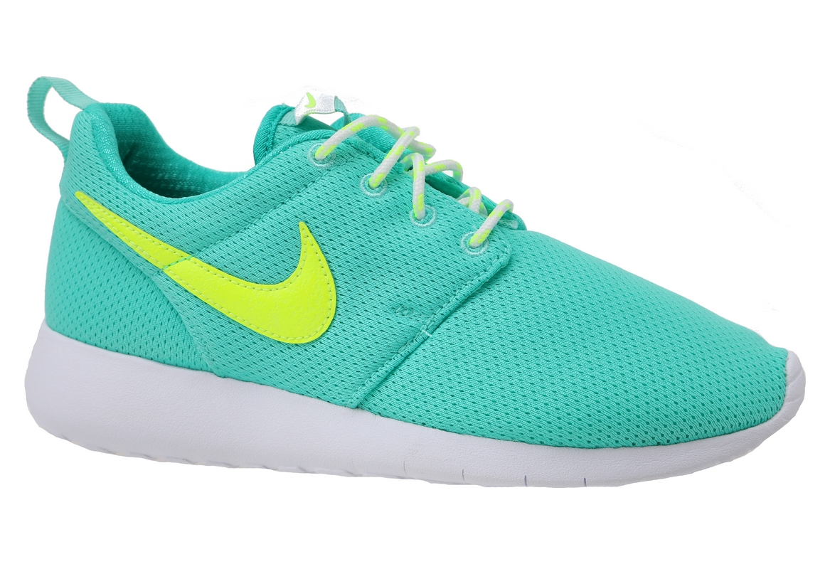 pretty nice special section cost charm Nike Roshe One Gs 599729-302 Garçon chaussures de sport Turquoise