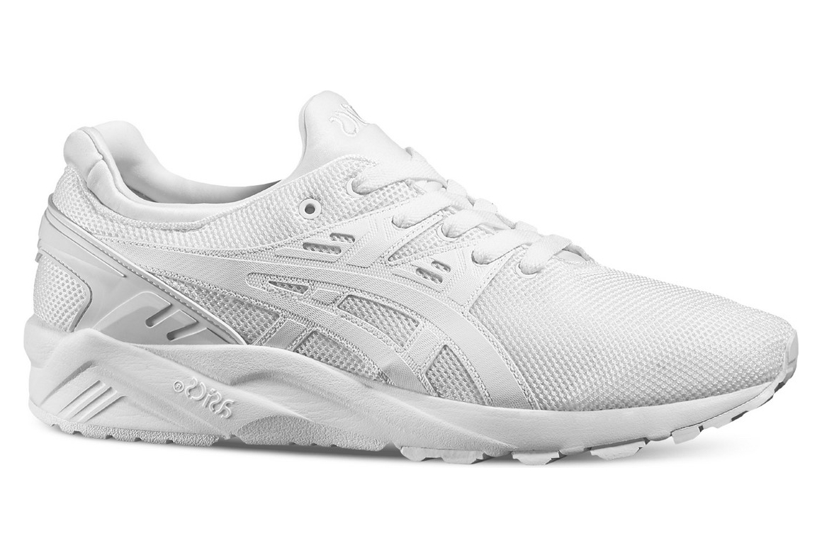 photos officielles c3846 6e991 Asics Gel-Kayano Trainer HN6A0-0101 Homme sneakers Blanc
