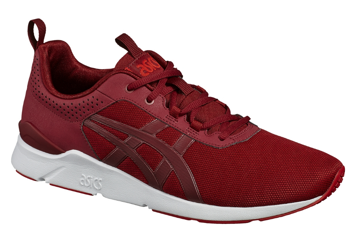 3dcb7a873 Asics Gel-Lyte Runner H7W0N-2626 Homme chaussures de sport Rouge