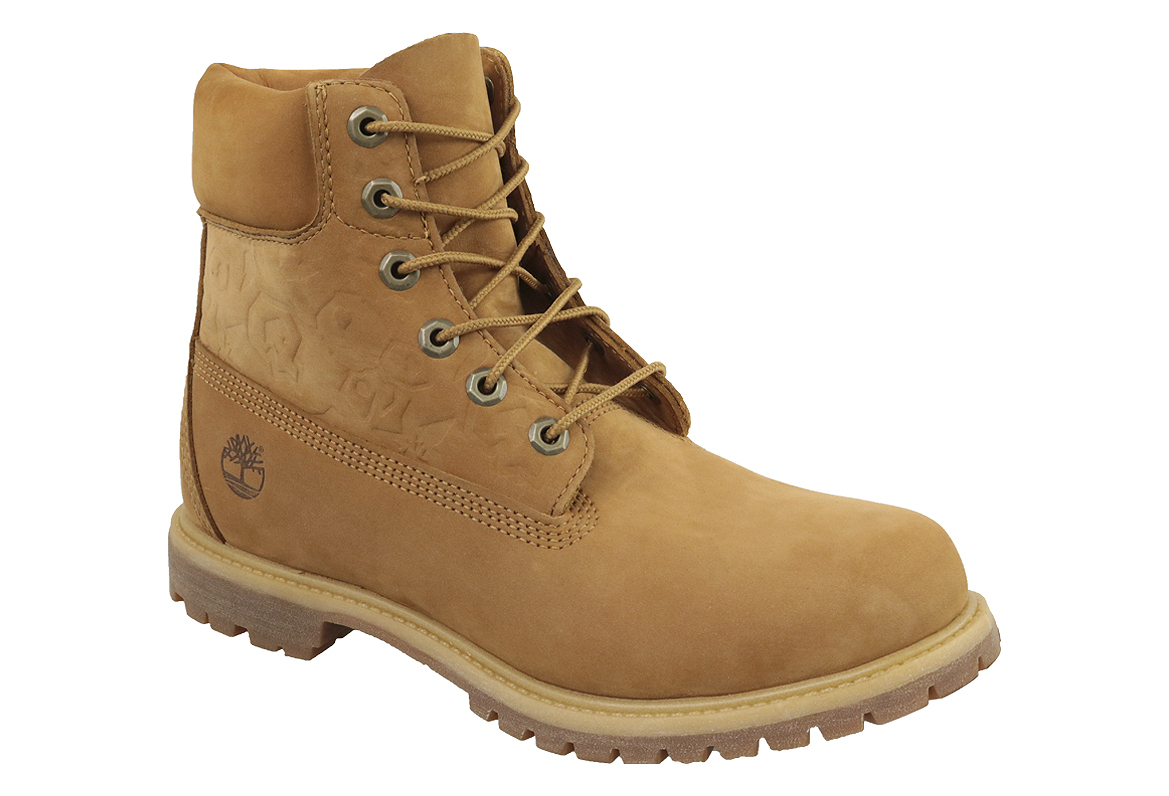 f2b987acd Timberland 6 In Premium Boot W A1K3N Femme chaussures d'hiver Marron