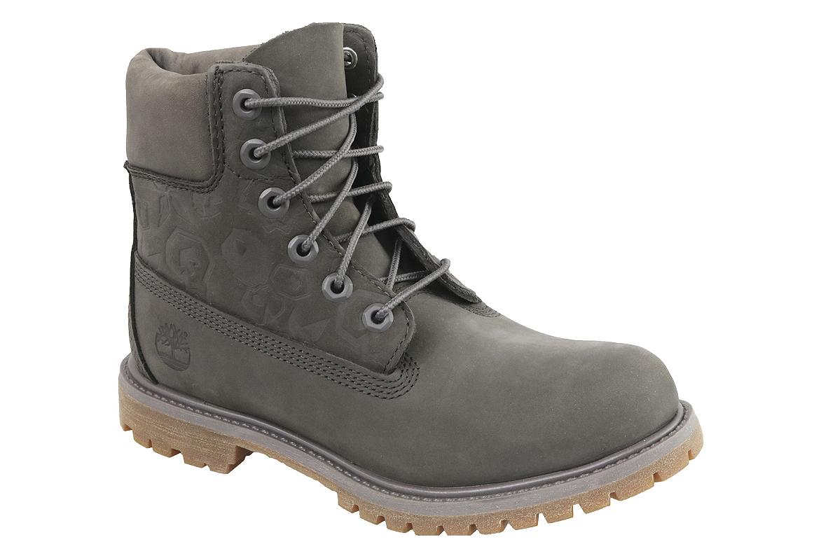 code de promo vente chaude en ligne nouveaux produits chauds Timberland 6 In Premium Boot W A1K3P Femme chaussures d'hiver Gris