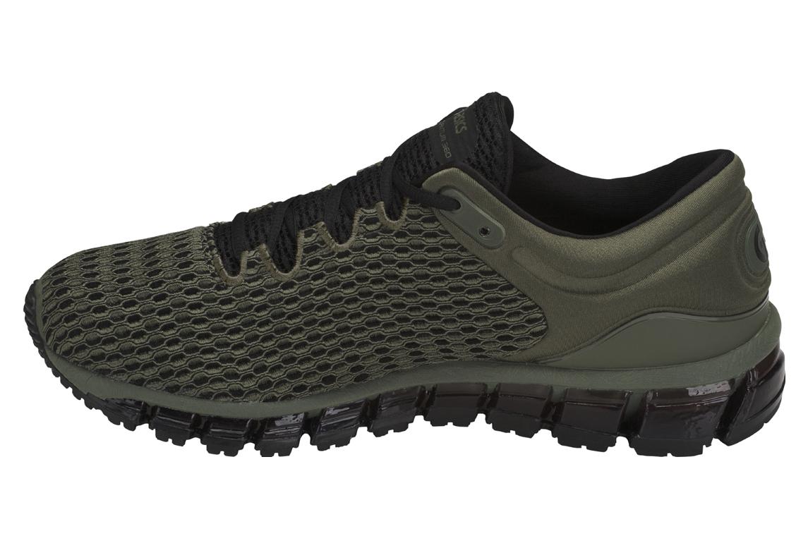 huge selection of 3d279 e7a3c Asics Gel-Quantum 360 Shift MX T839N-8190 Homme chaussures de running Vert