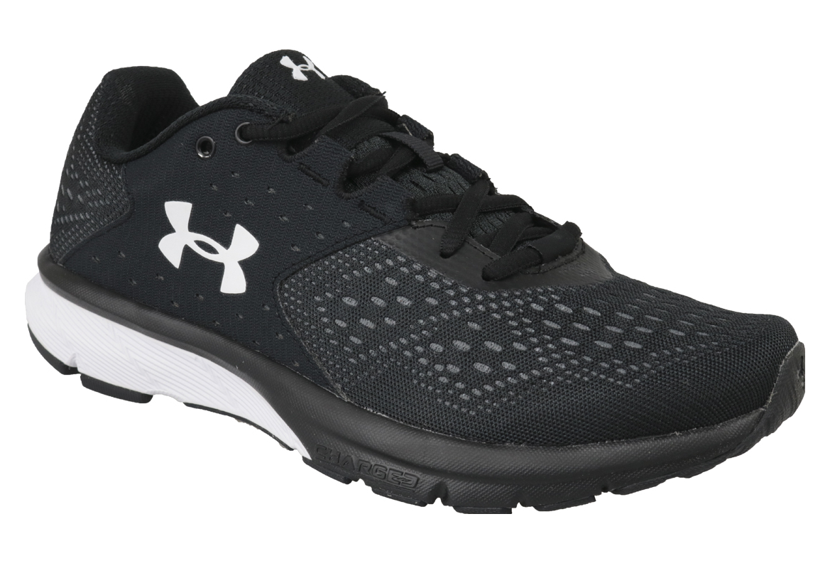 chaussures de séparation 47e01 314b8 Under Armour W Charged Rebel 1298670-001 Femme chaussures de running Noir