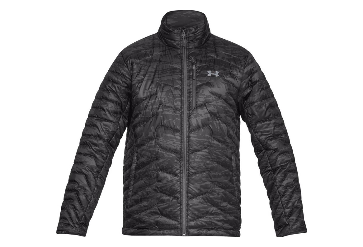 really cheap stable quality website for discount Under Armour CG Reactor Jacket 1316010-020 Homme Veste Gris